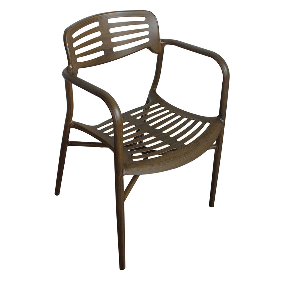 AAA Furniture Wholesale 319/COPPER chair, armchair, outdoor