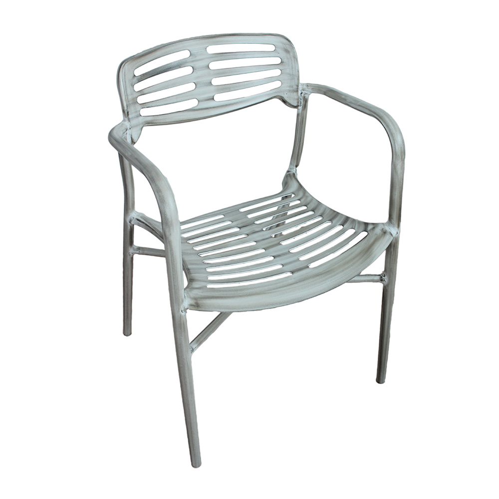 AAA Furniture Wholesale 319/WHITE chair, armchair, outdoor