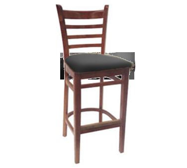 AAA Furniture Wholesale 411A-BS BVS bar stool, indoor