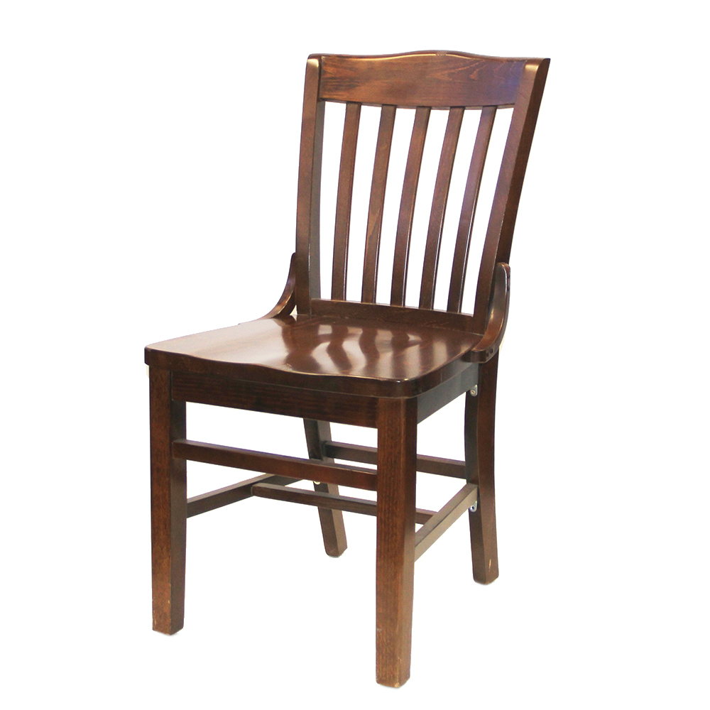 AAA Furniture Wholesale 415 SOLID WOOD chair, side, indoor