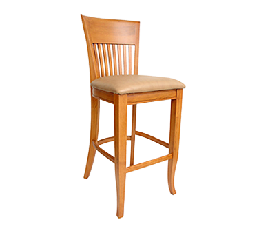 AAA Furniture Wholesale 537BS COM bar stool, indoor