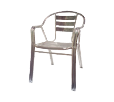 AAA Furniture Wholesale AL-C/AL chair, armchair, outdoor