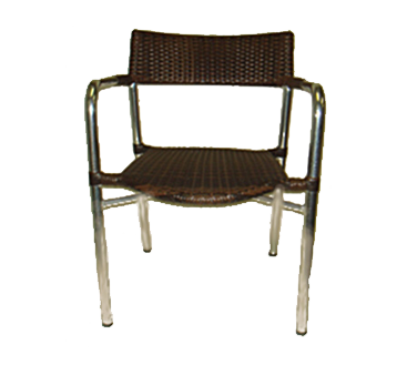 AAA Furniture Wholesale AL-C/ROMEO chair, armchair, outdoor