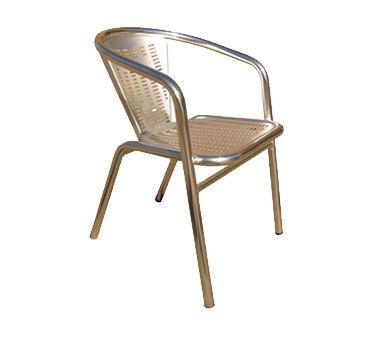 AAA Furniture Wholesale AL-C/SAND chair, armchair, outdoor