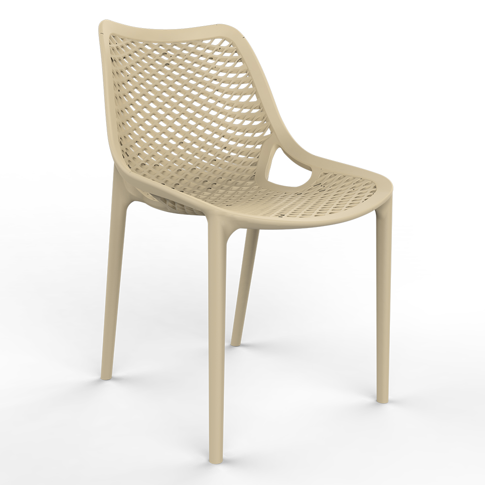 AAA Furniture Wholesale SPRIG/SAND chair, side, outdoor