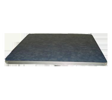 AAA Furniture Wholesale TT3636-ALU table top, laminate
