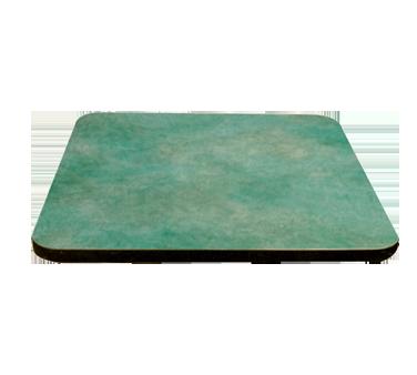 AAA Furniture Wholesale TT42R-BLK table top, laminate