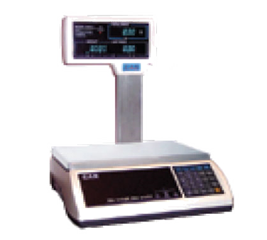 Alfa International A2JR-60LP scale, price computing