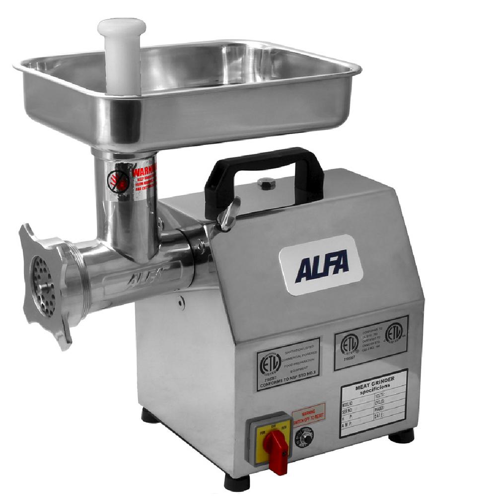 Alfa International AMG-12 meat grinder, electric