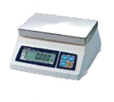 Alfa International ASW-50 scale, portion, digital