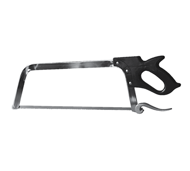 Alfa International HMSS-19 meat bone handsaw