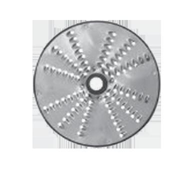 Alfa International HSP-116 food processor, disc plate, shredding / grating