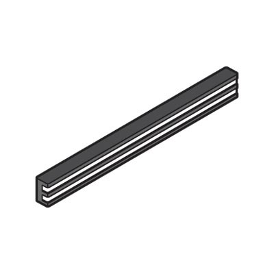 Alfa International VMKH-24 knife holder, magnetic