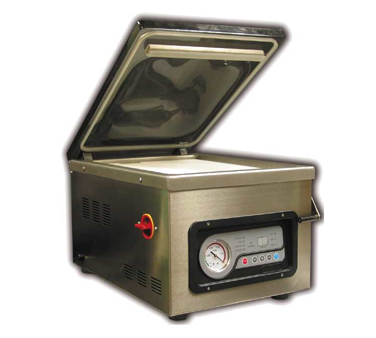 Alfa International VP210 food packaging machine