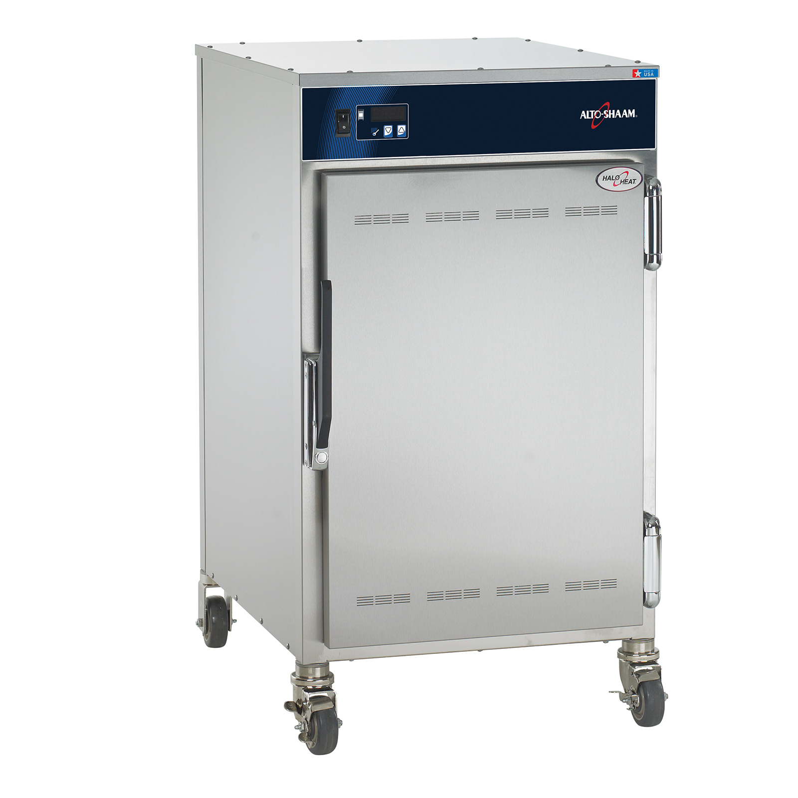 Alto-Shaam 1000-S heated cabinet, mobile