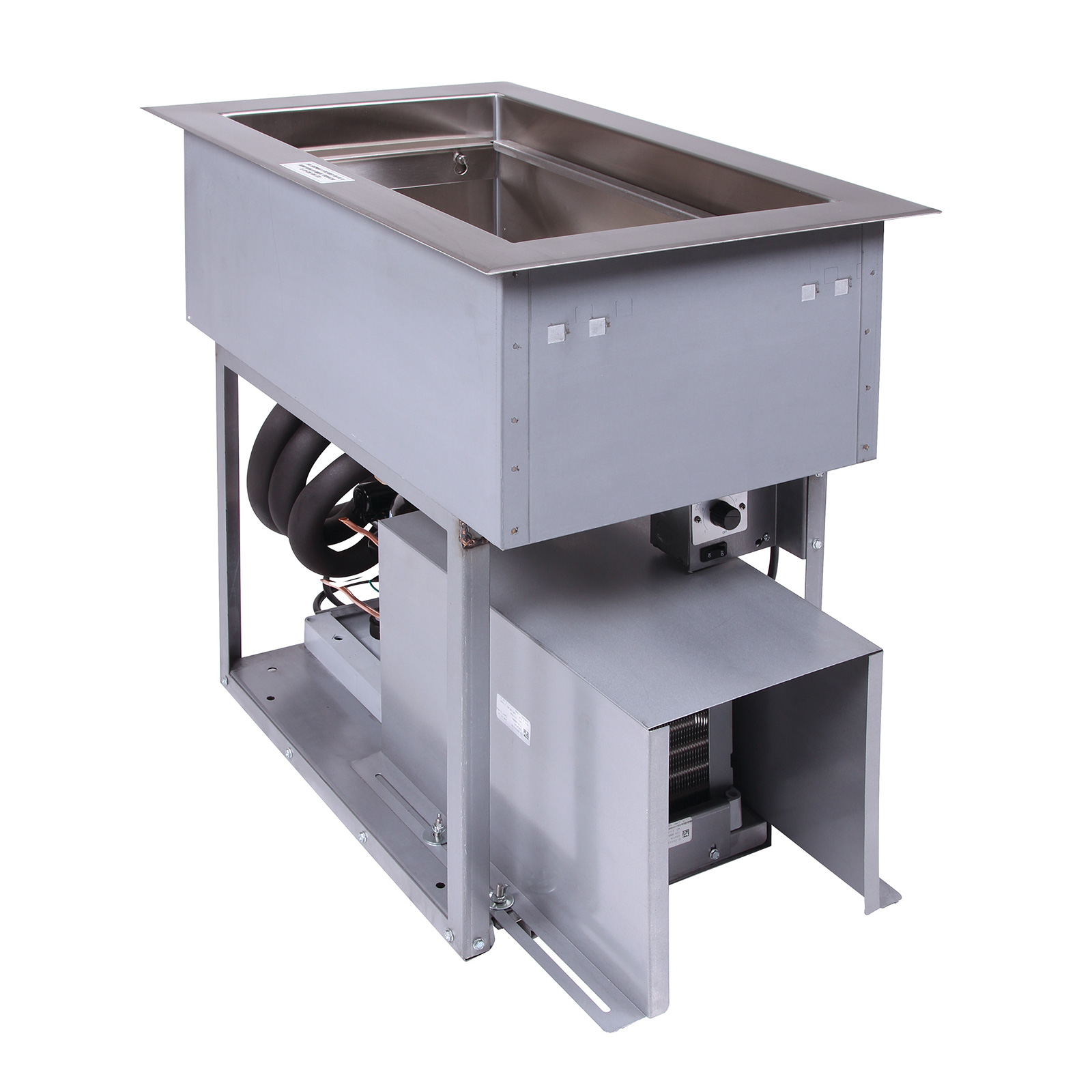 Alto-Shaam 100-CW/R cold food well unit, drop-in, refrigerated