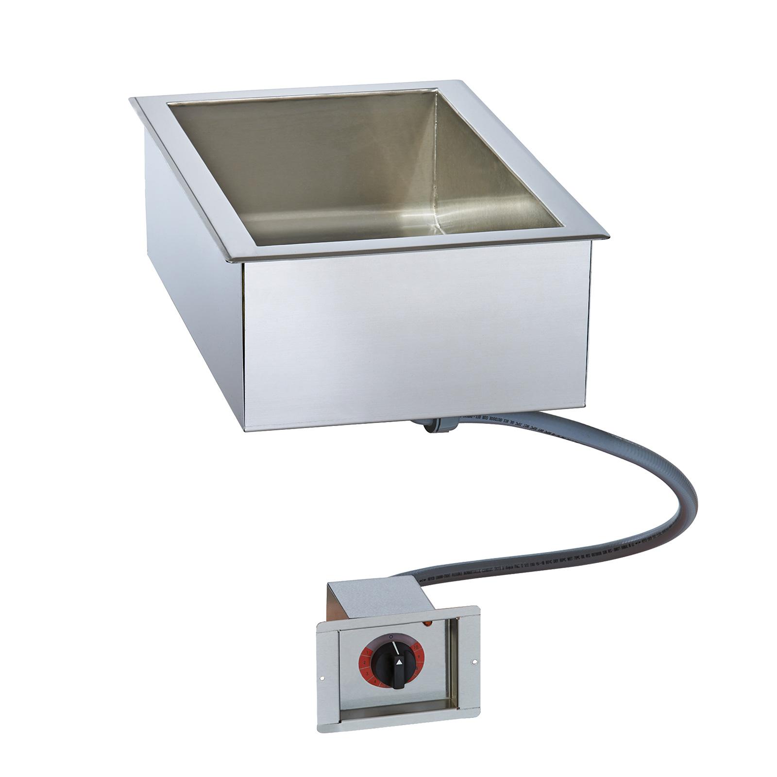 Alto-Shaam 100-HW/D6-QS hot food well unit, drop-in, electric