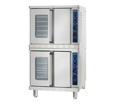 Alto-Shaam 2-ASC-4G/STK/E convection oven, gas