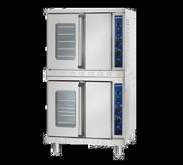 Alto-Shaam 2-ASC-4G/STK/E convection oven, gas