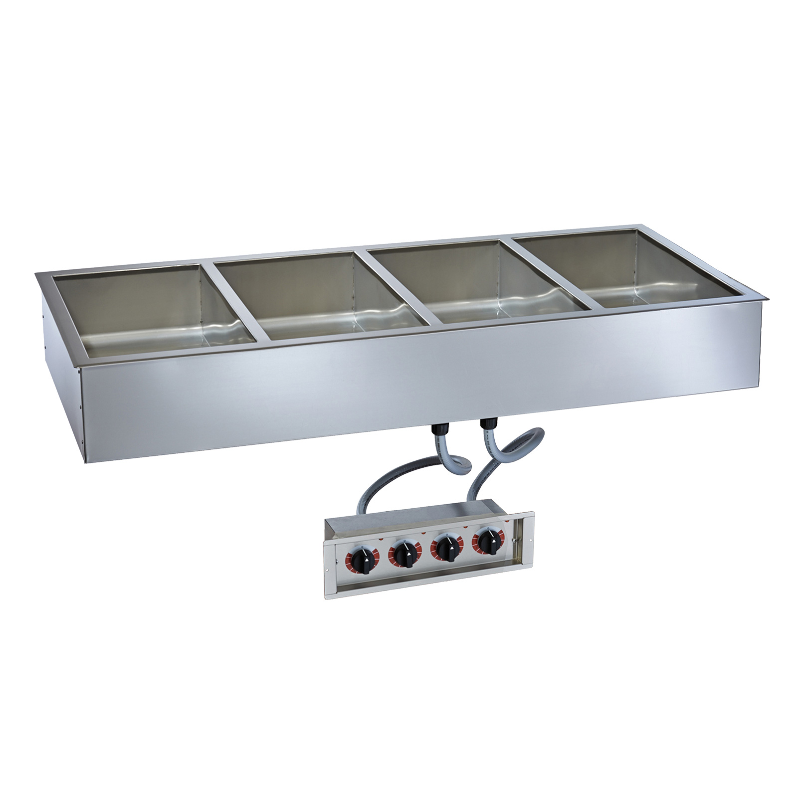 Alto-Shaam 400-HWILF/D6 hot food well unit, drop-in, electric