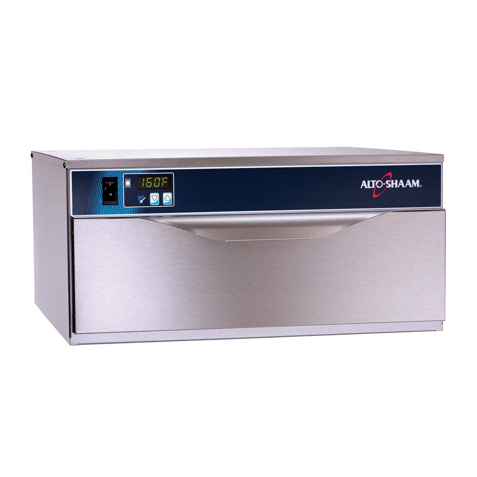 Alto-Shaam 500-1D-QS warming drawer, free standing
