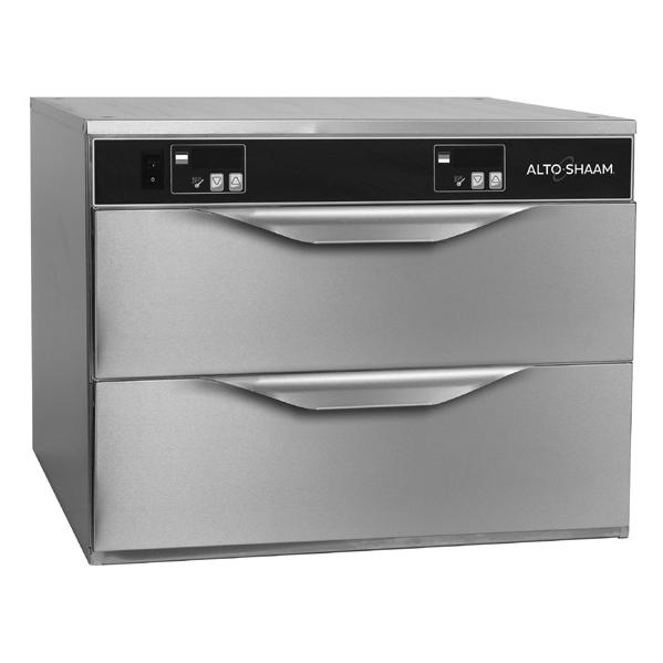 Alto-Shaam 500-2DI warming drawer, free standing