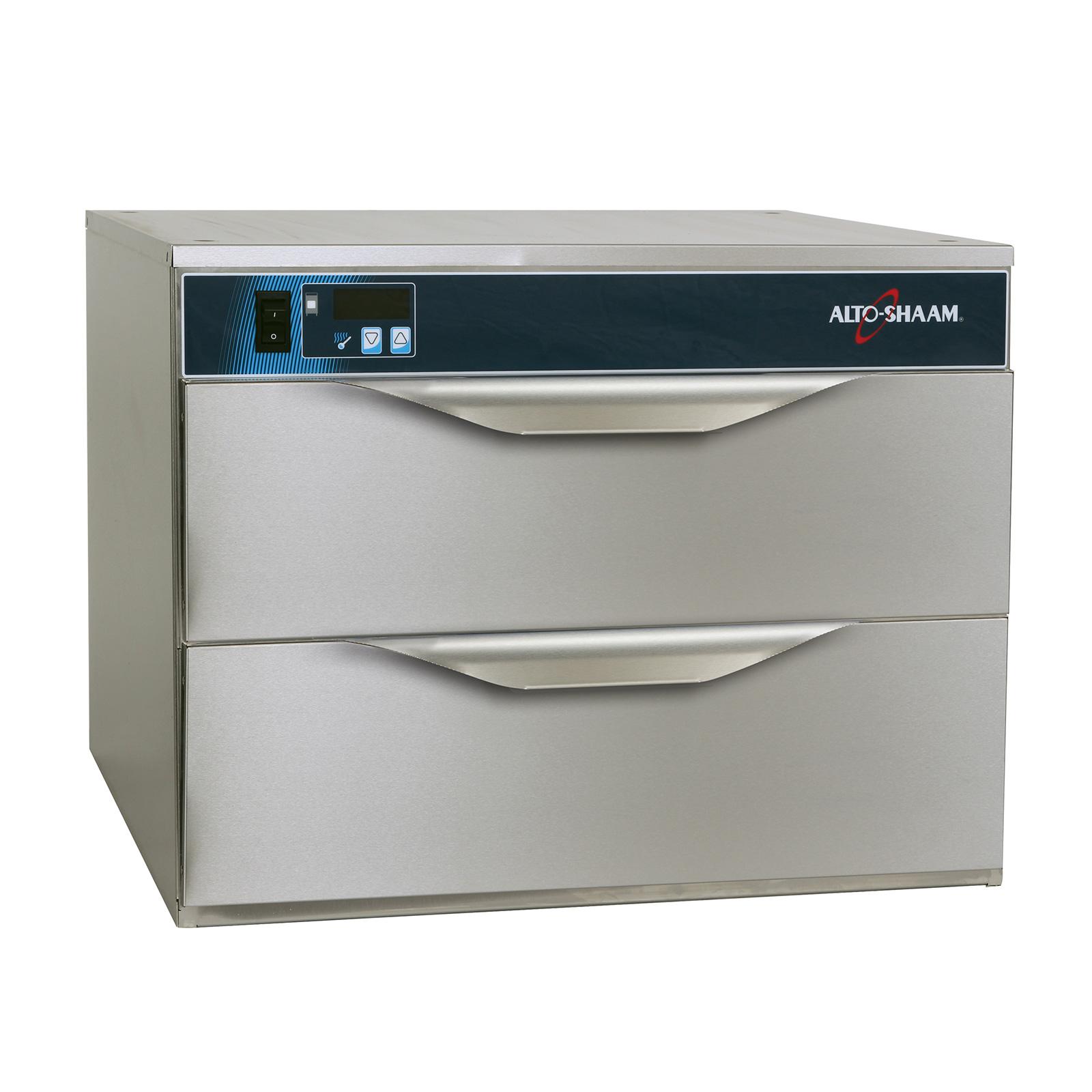 Alto-Shaam 500-2D-QSMEA warming drawer, free standing