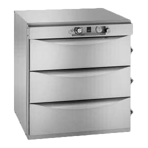 Alto-Shaam 500-3D MARINE warming drawer, free standing