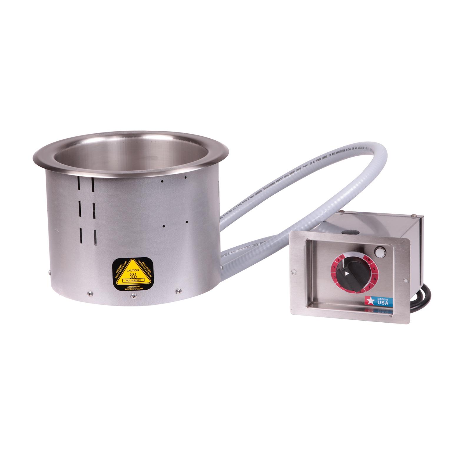 Alto-Shaam 700-RW-QS hot food well unit, drop-in, electric