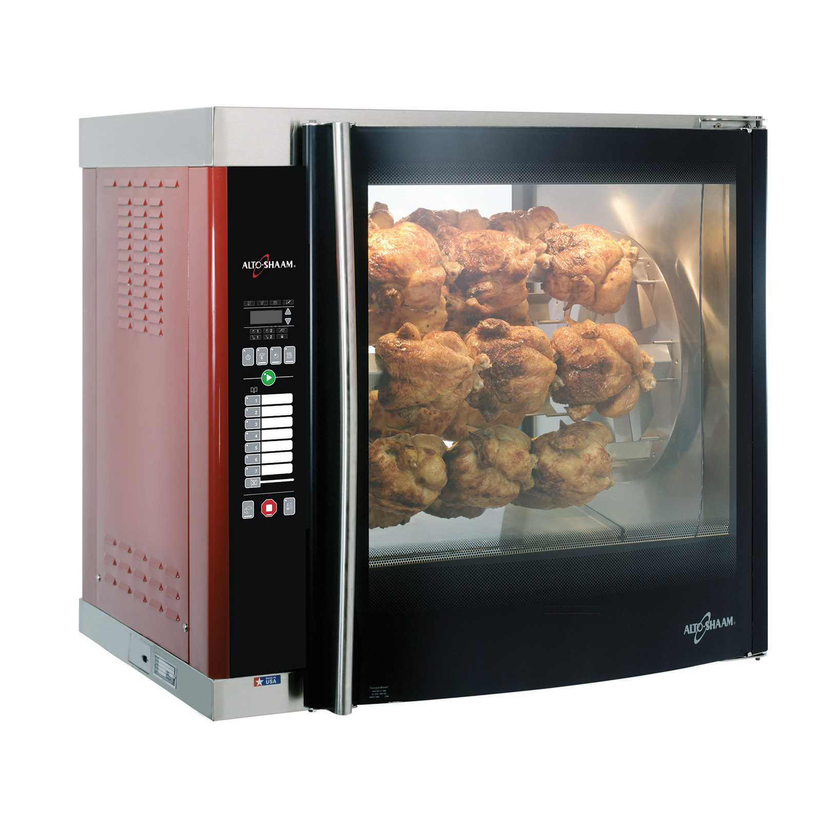 Alto-Shaam AR-7E-SGLPANE oven, electric, rotisserie