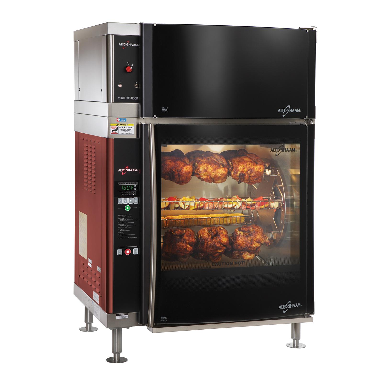 Alto-Shaam AR-7EVH-SGLPANE oven, electric, rotisserie