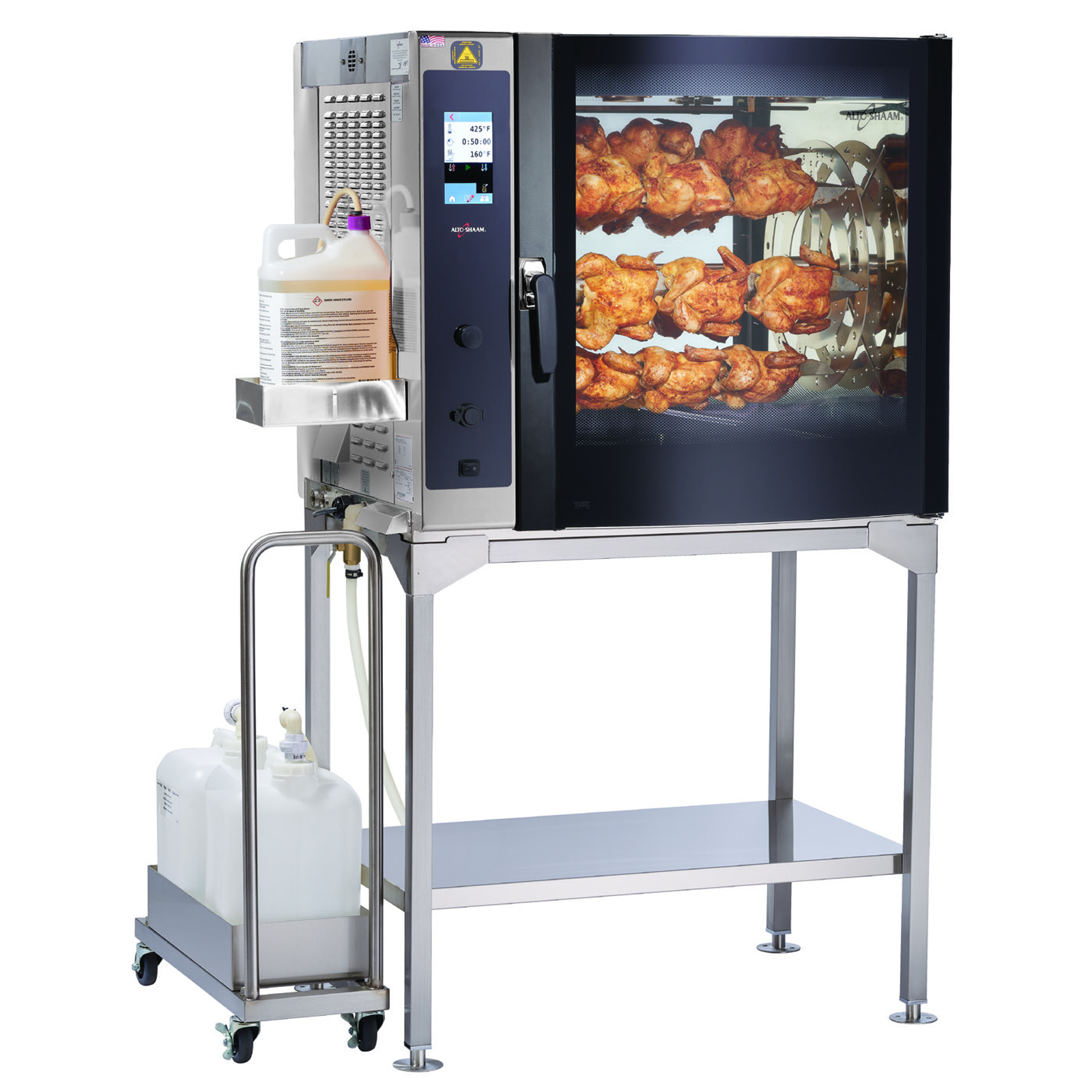 Alto-Shaam AR-7T oven, electric, rotisserie