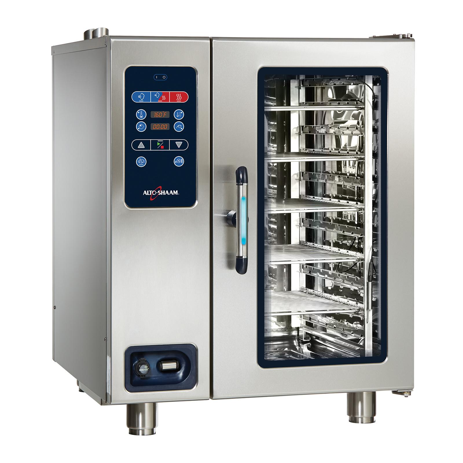 Alto-Shaam CTC10-10G combi oven, gas