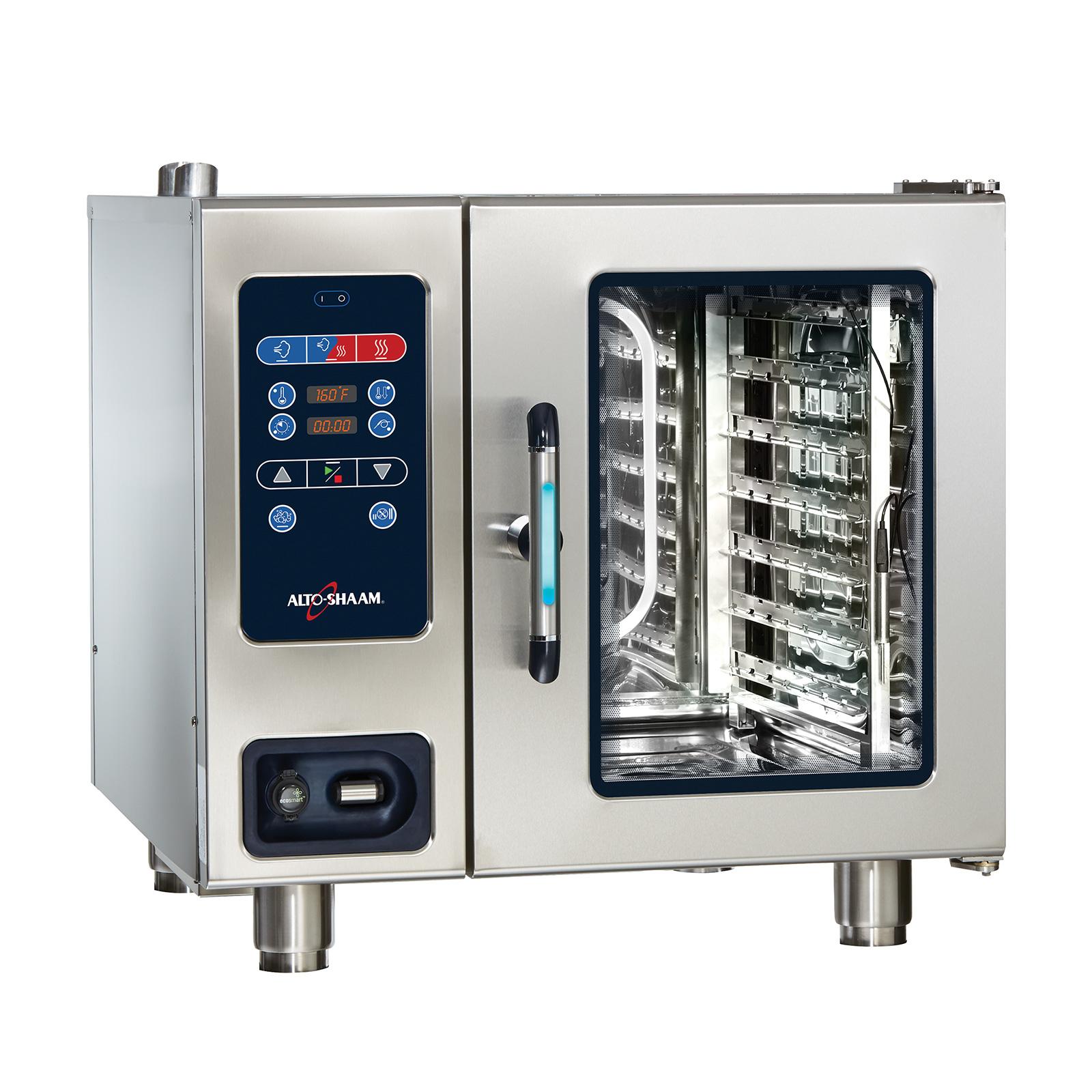 Alto-Shaam CTC6-10E combi oven, electric