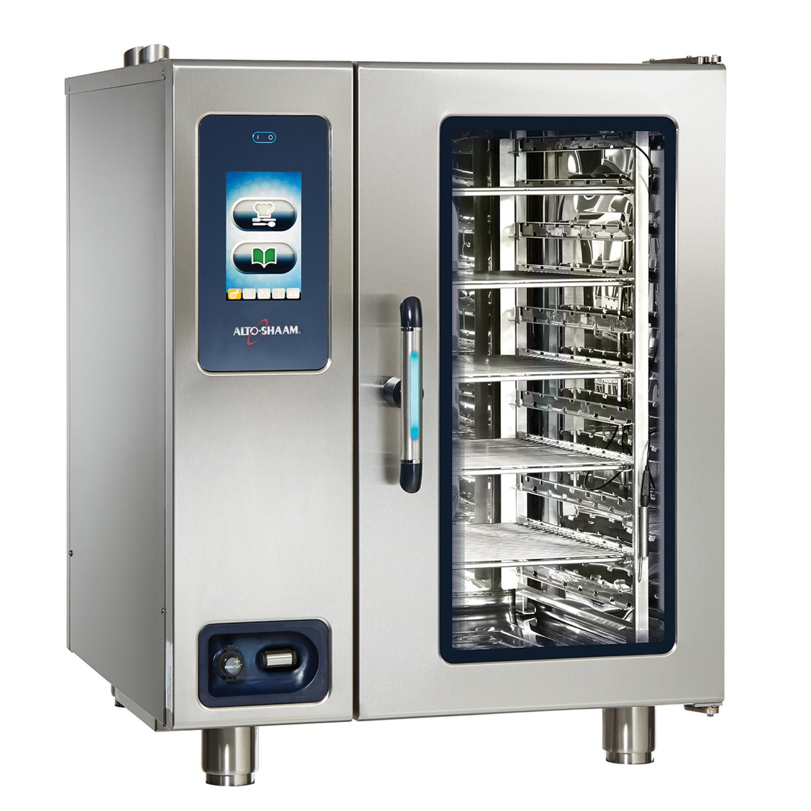 Alto-Shaam CTP10-10E combi oven, electric