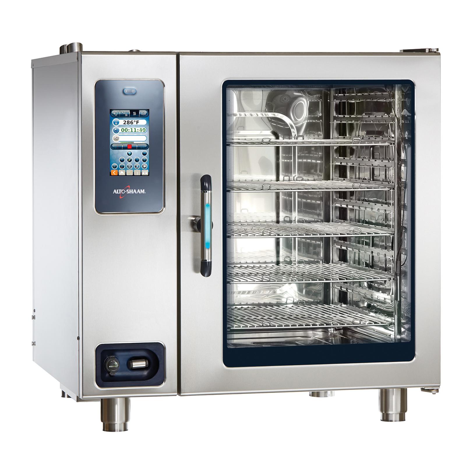 Alto-Shaam CTP10-20E combi oven, electric