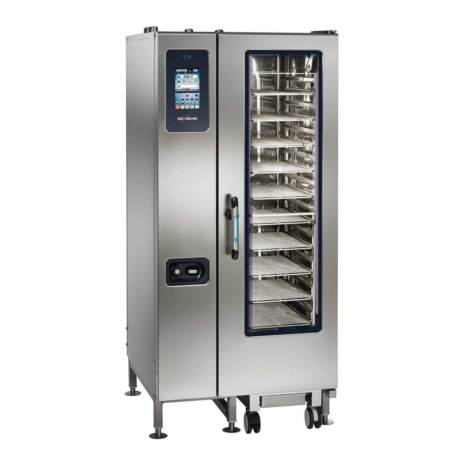 Alto-Shaam CTP20-10G combi oven, gas