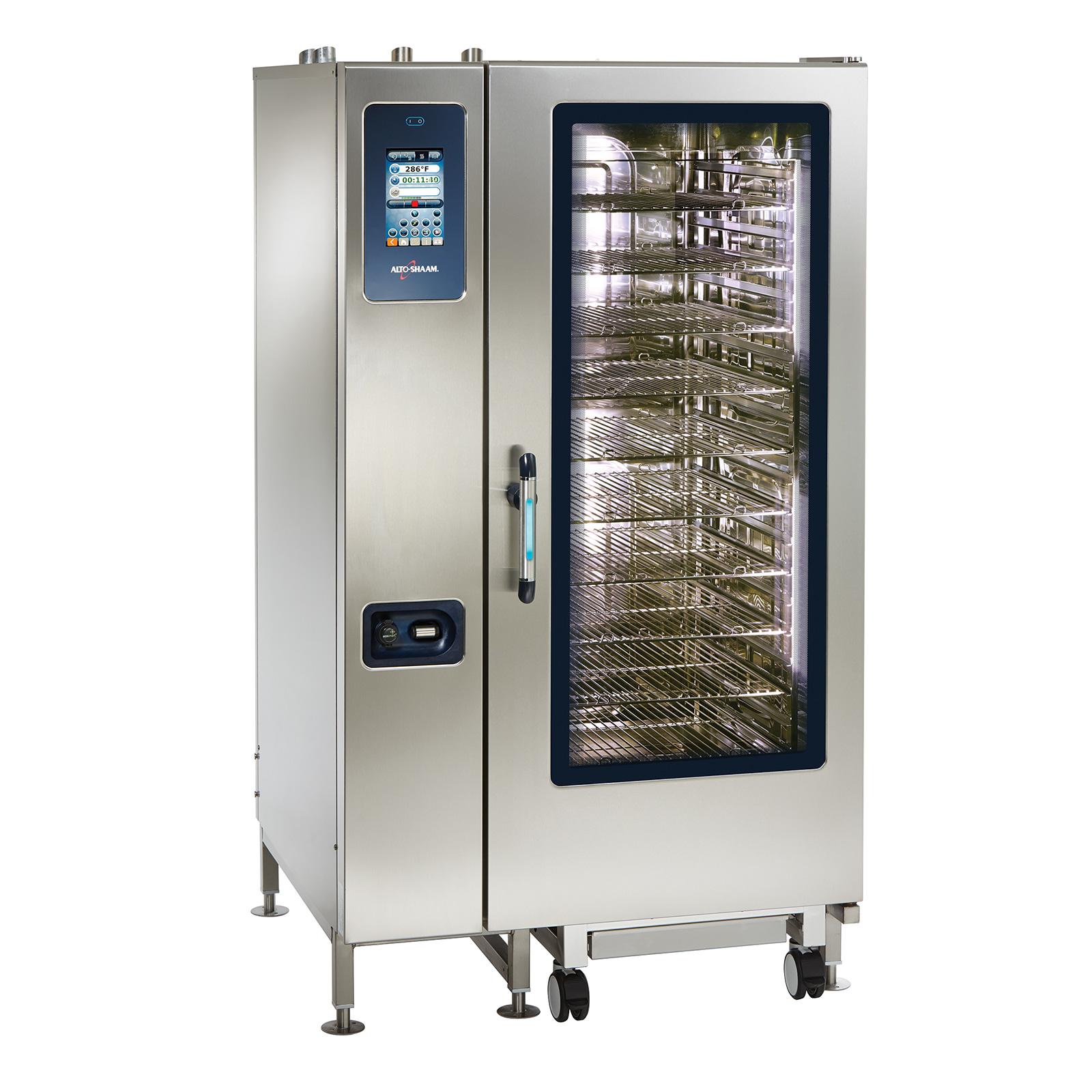 Alto-Shaam CTP20-20G-QS combi oven, gas