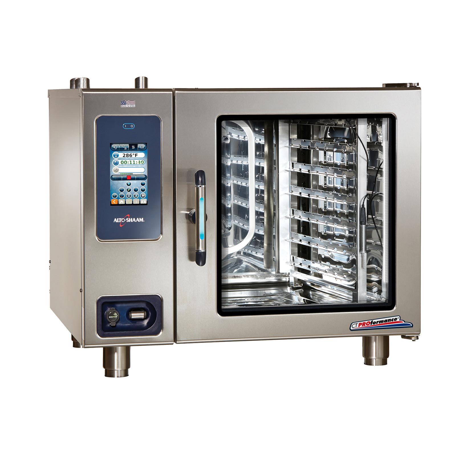 Alto-Shaam CTP7-20G combi oven, gas