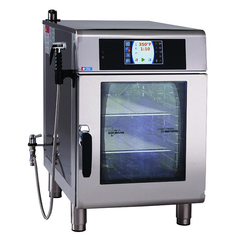 Alto-Shaam CTX4-10E combi oven, electric
