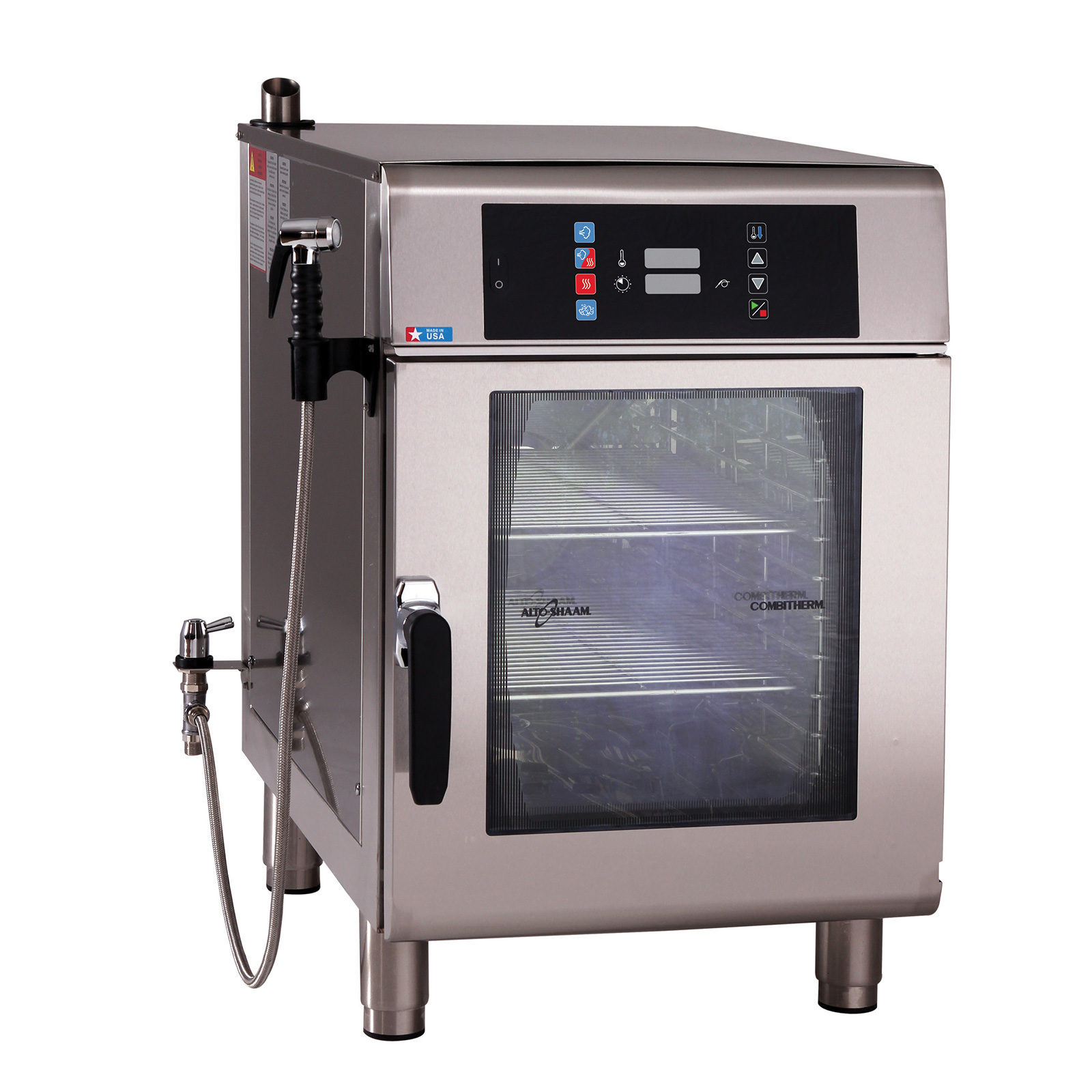 Alto-Shaam CTX4-10E/S combi oven, electric