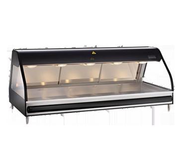 Alto-Shaam ED2SYS-72-C display case, heated deli, floor model