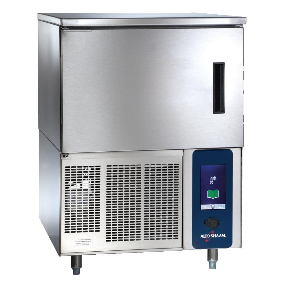 Alto-Shaam QC3-3 blast chiller freezer, undercounter
