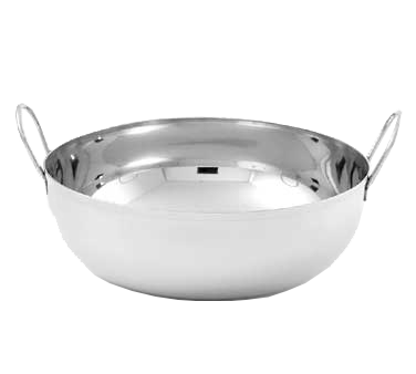 American Metalcraft BD93 bowl, metal,  3 - 4 qt (96 - 159 oz)