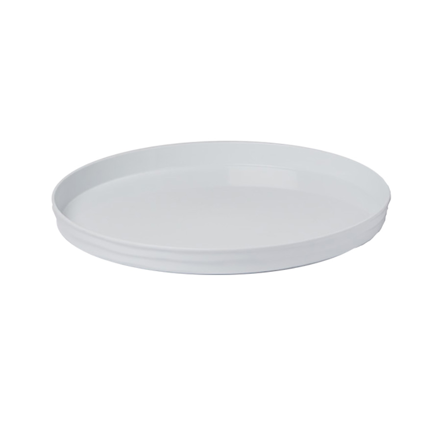 American Metalcraft BL12W serving bowl / dish, lid