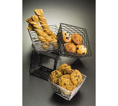 American Metalcraft BNRB86B basket, tabletop, metal