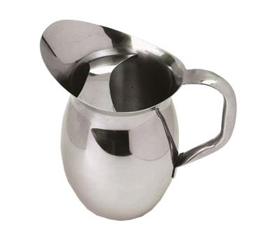 American Metalcraft BPG101 pitcher, metal