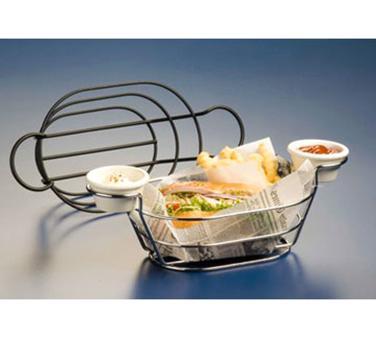 American Metalcraft BSKB96 basket, tabletop, metal
