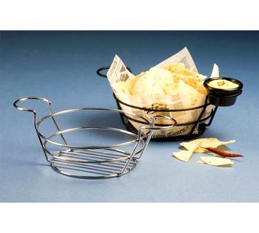 American Metalcraft BSKC08 basket, tabletop, metal