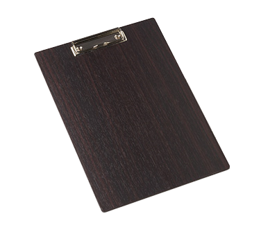 American Metalcraft CB12 menu card holder / number stand